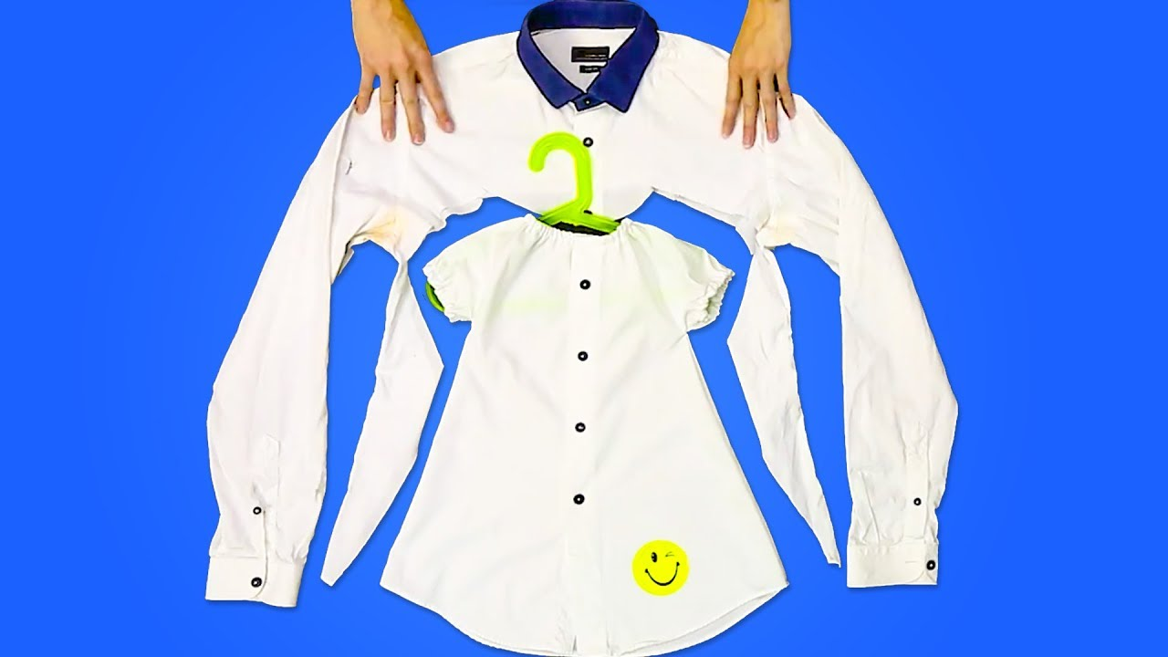 20 CHEAP AND CUTE CLOTHING HACKS FOR KIDS