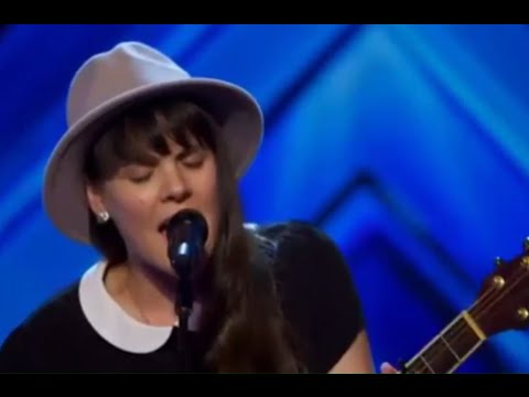 "Louise Adams sings ""Feeling Good"" - Room Auditions - The X Factor Australia 2015"