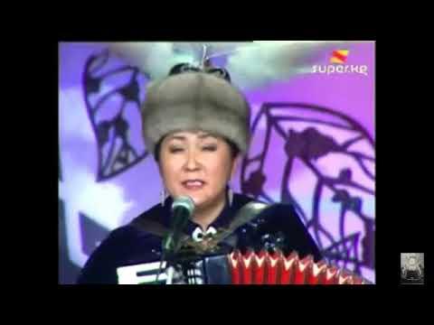 Алтынай Нарбаева - Баркымды билгендердин эсиндемин / Аккордеондун коштоосунда