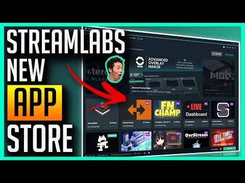 New Streamlabs App Store: EVERYTHING You Need To Know
