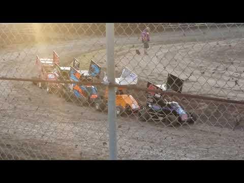 Plaza Park Raceway 9/16/17 Heat 1