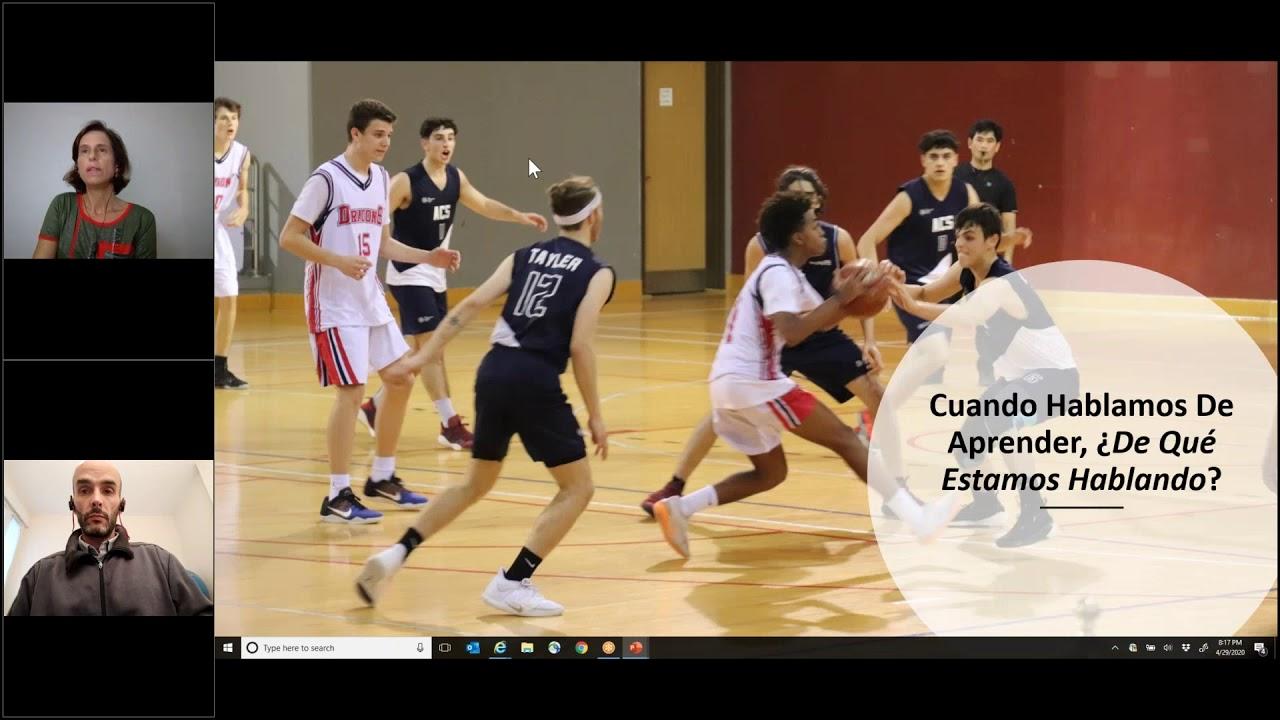 Bilbao Basket Etxean: Psicología. Aprendizaje y entrenadores, con María Ruiz de Oá