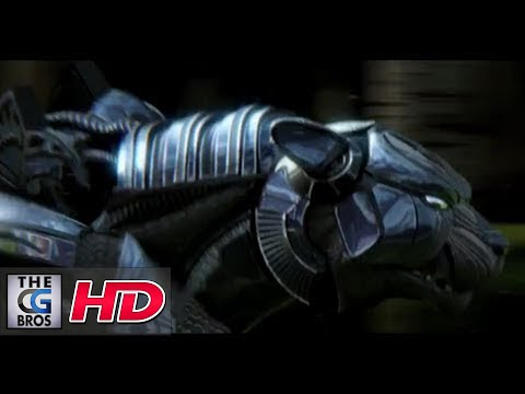 "CGI Animated Short HD: ""ShapeShifter"" by CHRLX"