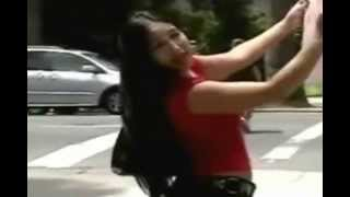 ( ((ANGRY!!!)) ) Native American Woman VS. anti-illegal immigration protesters