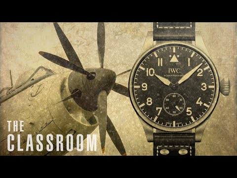 The Evolution Of The Pilot's Watch   The Classroom