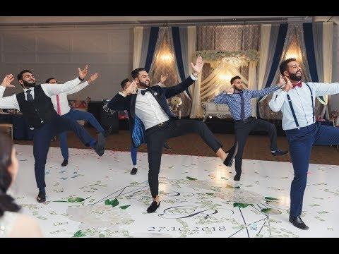 Surprise Engagement Performance 2019 | Bhangra Part 2