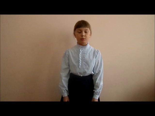 Изображение предпросмотра прочтения – АлёнаПопова читает произведение «Стрекоза и Муравей» И.А.Крылова