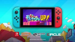 Button Button Up! Nintendo Switch Gameplay Trailer