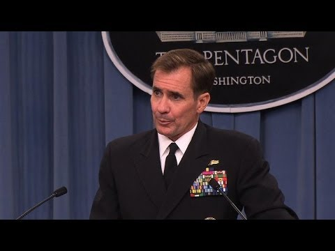 Pentagon: US flying armed drones over Baghdad for protection