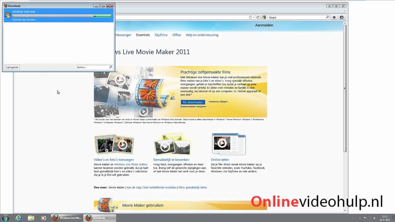 video bewerkings programma voor windows 10