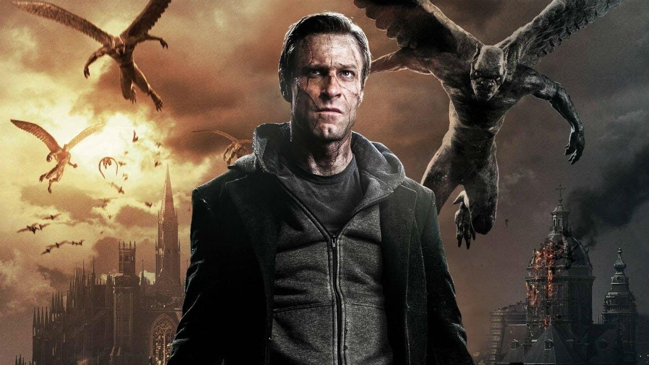 i, frankenstein review Dr. Frankenstein