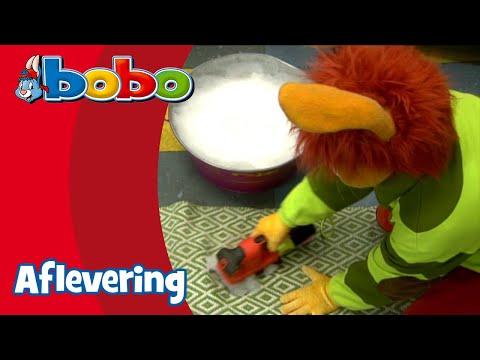 De vlek op het tapijt • Bobo Aflevering