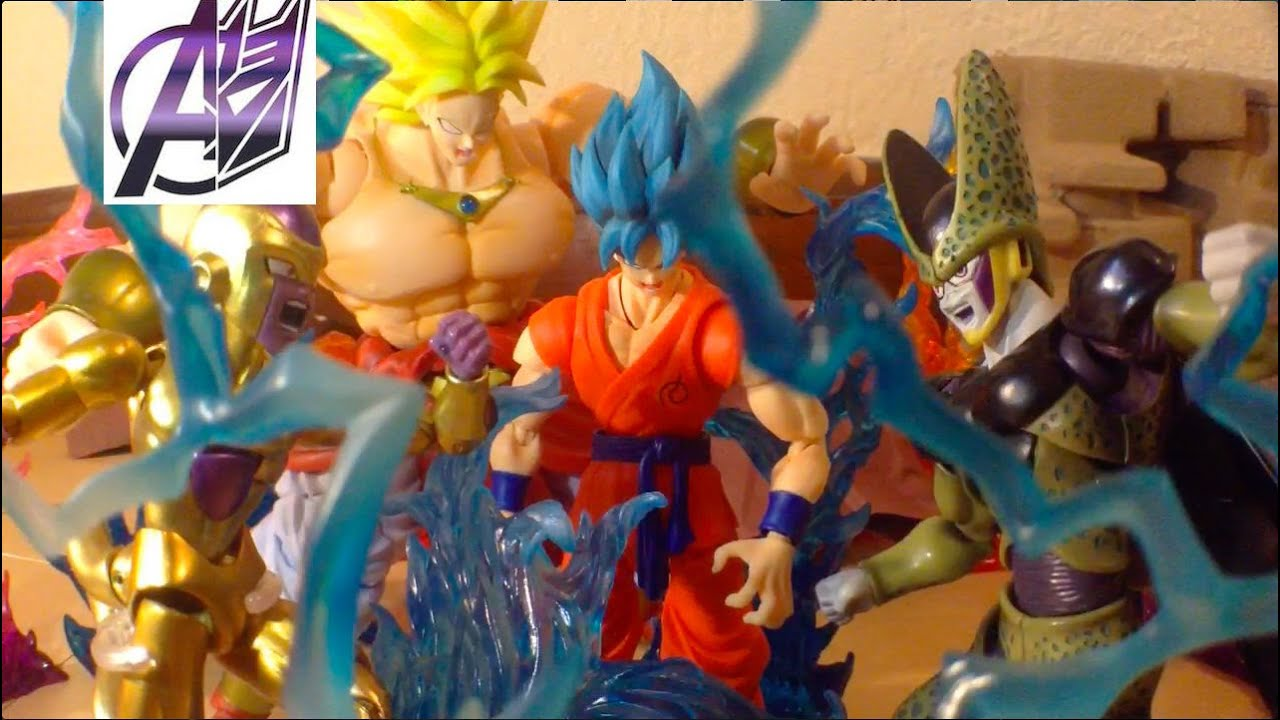 Dragon Ball Super: Un stop-motion enfrenta a Freezer y
