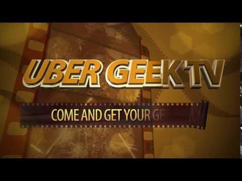 UBER GEEK TV PROMO