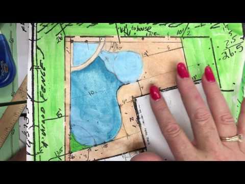 Vlog: Building a Mini Pool in My Backyard! A Spool Week One