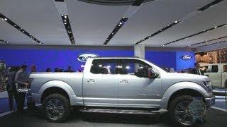 Ford Atlas Concept 2013 Videos