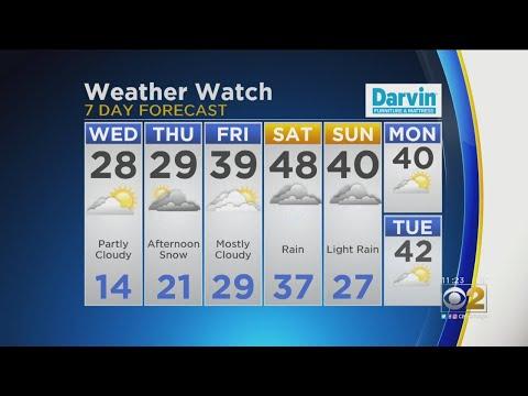 CBS 2 Weather Watch (11AM, March 6, 2019)