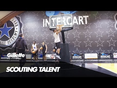Scouting the Next Generation of Basketball Stars   Gillette World Sport