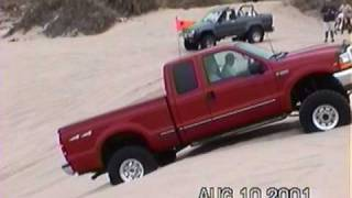 Repeat youtube video TOYOTA VS FORD HILL CLIMB IN THE DUNES