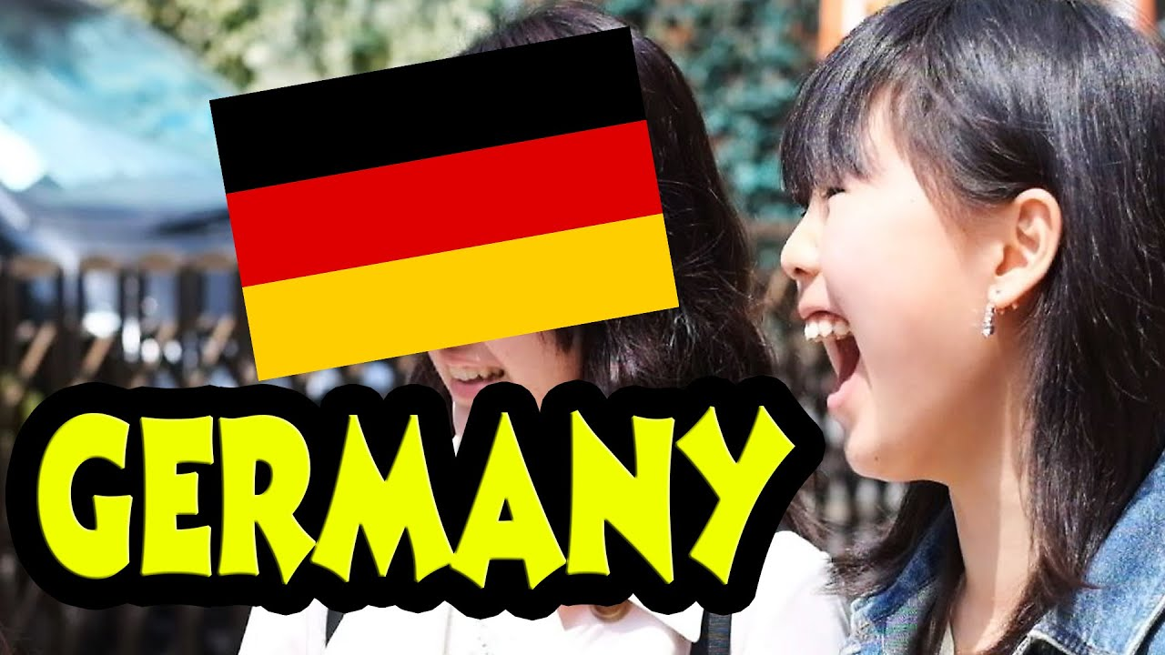 Ask Japanese About Germany|what Japanese Think Of Germany And Germans   Youtube
