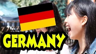 Ask Japanese about GERMANY|What Japanese think of Germany and Germans