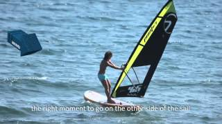 How to do a tack? The Black Team Academy - Beginner Windsurfing