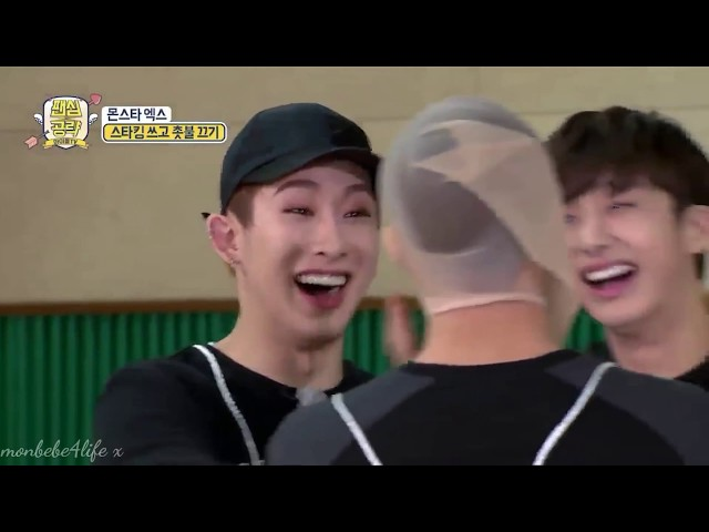 [Monsta X] I.M weird and funny moments