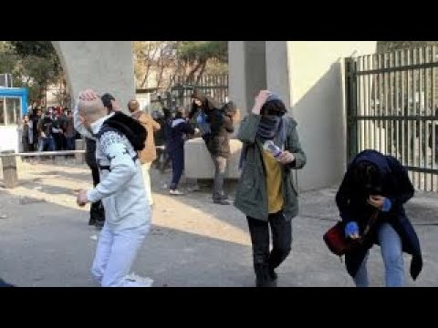 Iran's Revolutionary Guard claims end to unrest