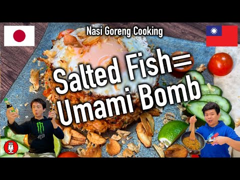 #89 Asians Make Nasi Goreng inspired by Uncle Roger PROUD OF Malaysian Fried Rice