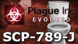 Plague Inc: Custom Scenarios - SCP-789-J