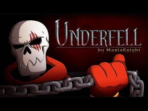 Dark Matter Plays: Underfell-By ManiaKnight (No Commentary)