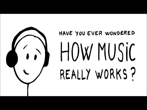 How Music Works, part 1: Music is Relative (subtitles in 6 languages)