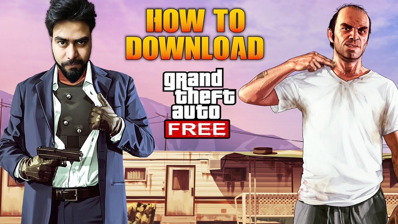 GTA 5: How to DOWNLOAD from EPIC STORE | Step by Step Guide | GTA 5 Free Download