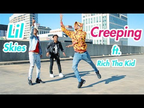 Lil Skies - Creeping feat. Rich the Kid (Official NRG Video)