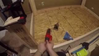 DIY Bed Frame - How to Build Frame for Under $42