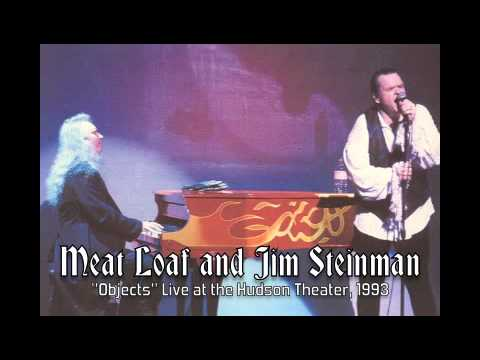 Meat Loaf and Jim Steinman Perform Objects in the Rear View Mirror