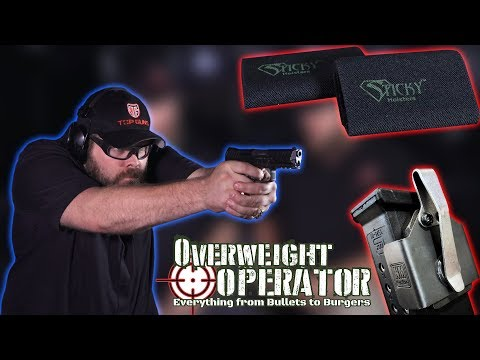 Best Spare Mag Carriers For An Overweight Operator #FatManFriday