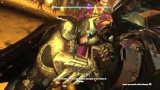 Batman Arkham Knight : Utiliser cellule energie nimbus réparer batmobile - Walkthrough 32 FR