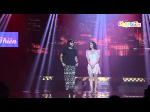 Minh Hằng diễn hài kịch cùng Trấn Thành 2014