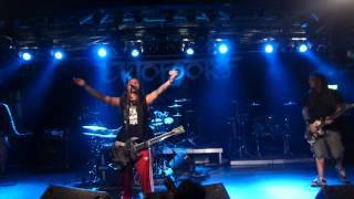 Ektomorf - Unscarred, Live @ Backstage Munich 18.3.2013