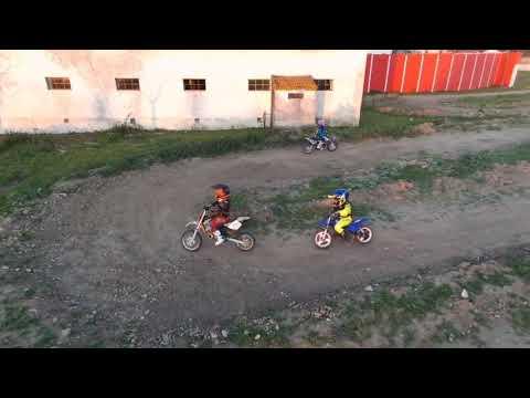 Mais um dia de treinos em Vila Fernando 🛵🛵🛵🏁👍🔝