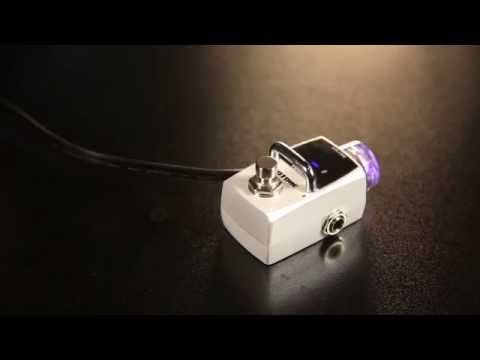"""[Tuner] Tuner Pedal Overview Demo - Hotone """"Skyline"""" Series Stompbox"""