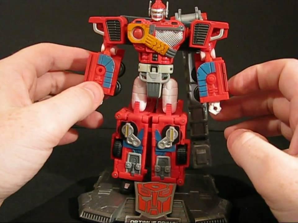Image result for optimus prime firetruck