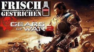 Gears of War 2 - Runter vom Index, rein ins Blutbad (wortwörtlich)