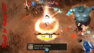 Road to Level 55! ☆ Drakensang Online