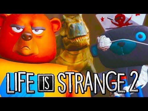 """""""ИСТОРИЯ ИГРУШЕК"""" ПО - НОВОМУ ? ФИНАЛ ЭПИЗОДА ! - LIFE IS STRANGE 2: Episode 2 Прохождение - #4 thumbnail"""