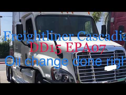 Repeat Cascadia DD13 & DD15 injector installation by Carlos Diesel