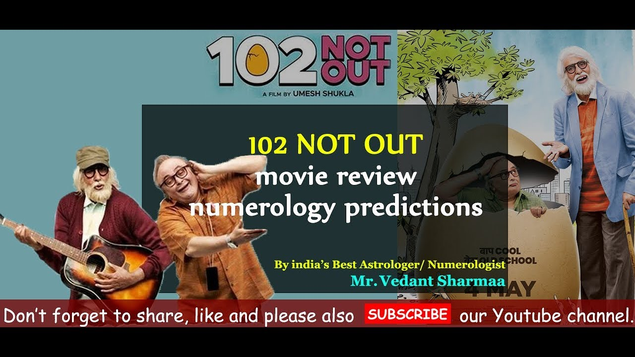 102 Not Out Movie Review Trailer Full Movie In Hindi Songs Online Free Teaser Reaction Gujaratinatak