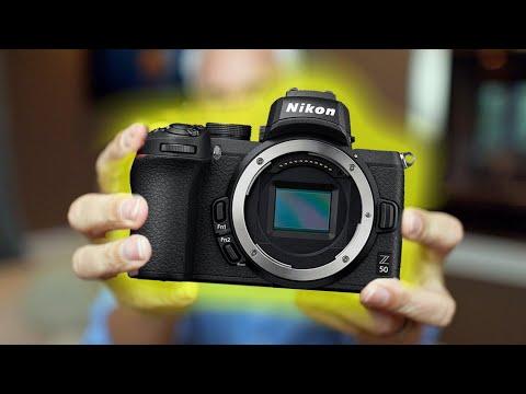 The Nikon Z50 is a HUGE Mistake