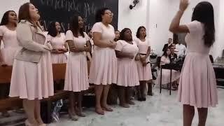 Medley Hinos Antigos -  Jovens Por Cristo - Assembleia de Deus - Ipiranga em Jardim Miriam